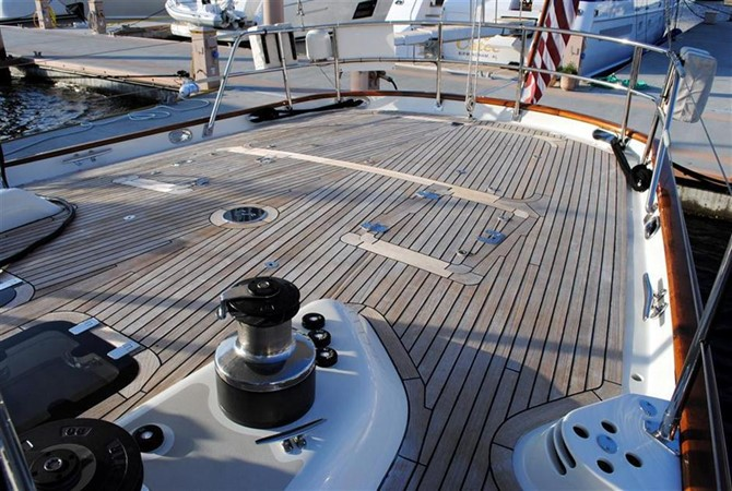 1987 SOUTHERN PACIFIC YACHTS  Cruising Ketch 2418912