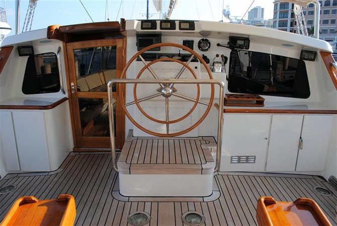 1987 SOUTHERN PACIFIC YACHTS  Cruising Ketch 2418913