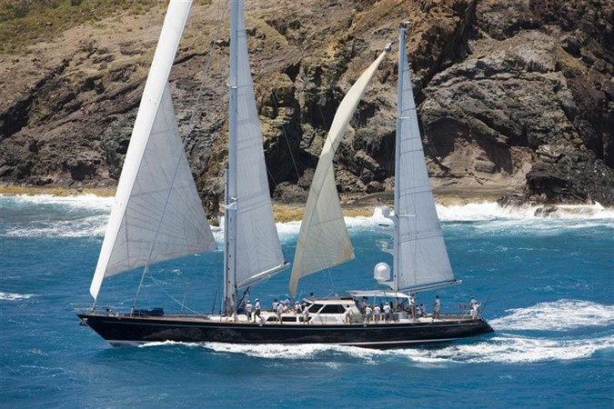 1987 SOUTHERN PACIFIC YACHTS  Cruising Ketch 2418926
