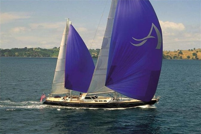 1987 SOUTHERN PACIFIC YACHTS  Cruising Ketch 2418929