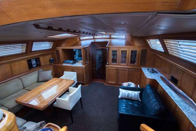 1987 SOUTHERN PACIFIC YACHTS  Cruising Ketch 2419680