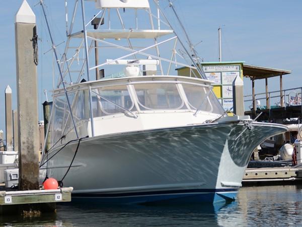 1995 JERSEY CAPE YACHTS Devil 36 Sport Fisherman 2423076