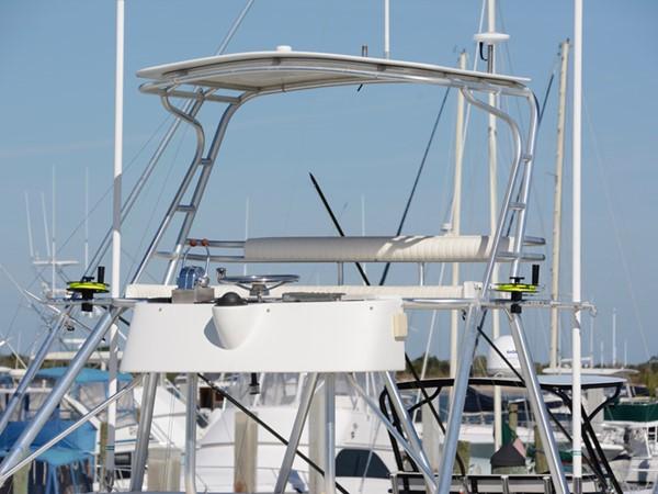 1995 JERSEY CAPE YACHTS Devil 36 Sport Fisherman 2423092