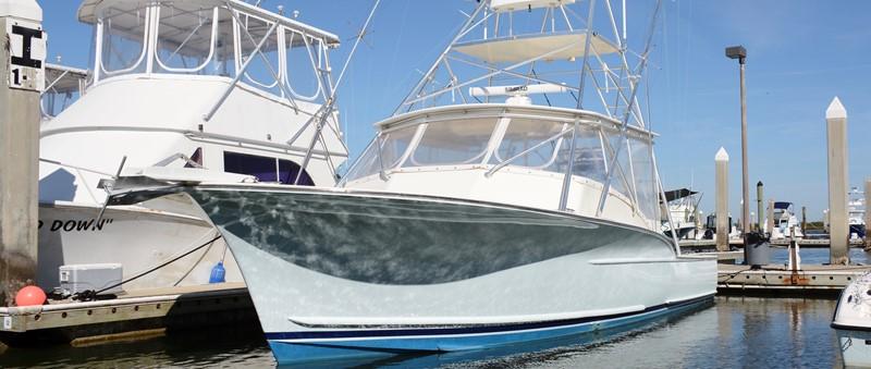 1995 JERSEY CAPE YACHTS Devil 36 Sport Fisherman 2669866