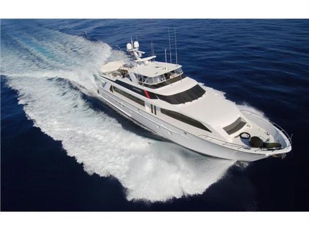 2003 HATTERAS 2003 Motor Yacht 2413017