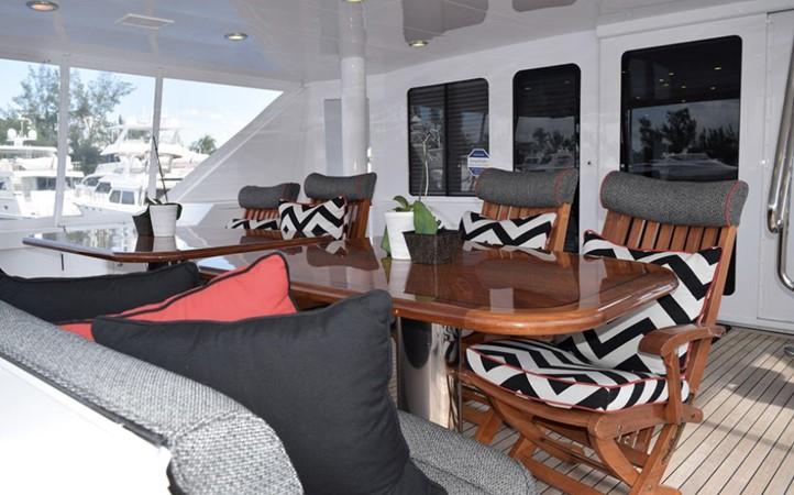 2003 HATTERAS 2003 Motor Yacht 2426470