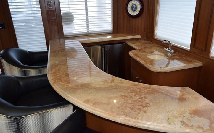 2003 HATTERAS 2003 Motor Yacht 2426473