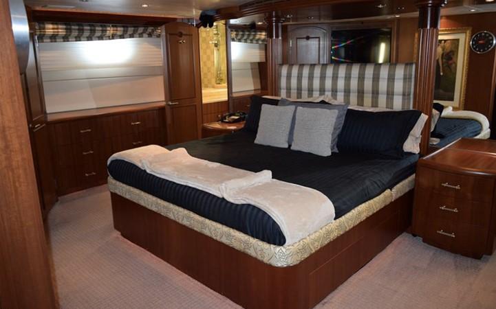 2003 HATTERAS 2003 Motor Yacht 2426480