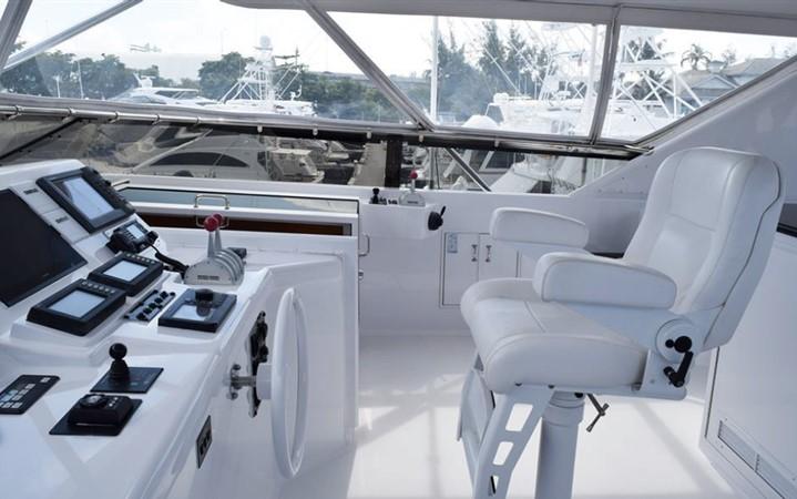 2003 HATTERAS 2003 Motor Yacht 2426483