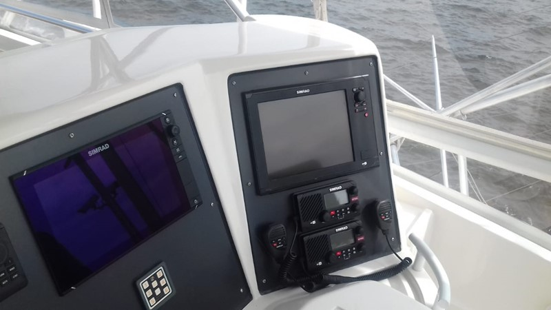 2001 BERTRAM 510 Convertible Sport Fisherman 2413465