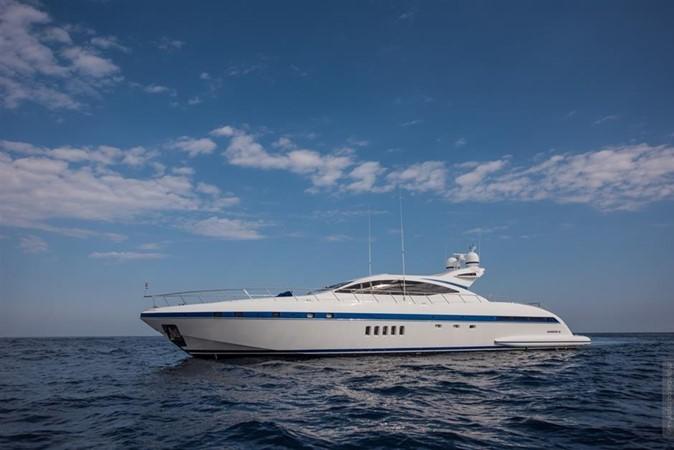 Anna Laura 2009 Mangusta Mangusta 92 Motor Yacht MLS #251780 | YATCO MLS -  Yacht Sales