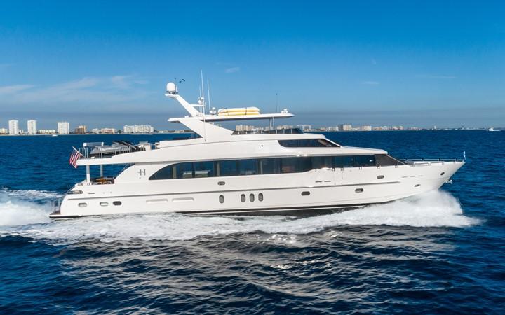 2018 HARGRAVE 101 Motor Yacht Motor Yacht 2461428