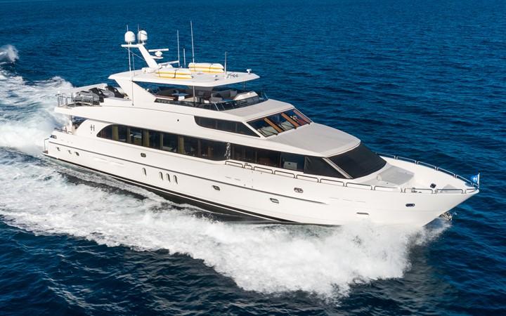 2018 HARGRAVE 101 Motor Yacht Motor Yacht 2461429