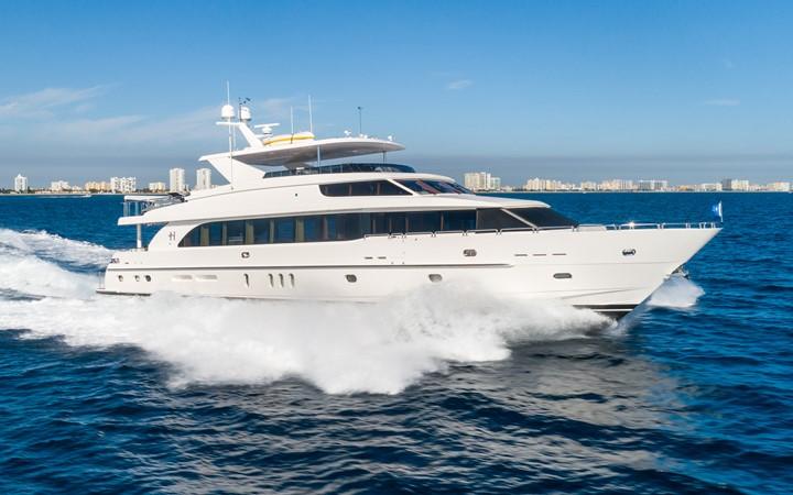 2018 HARGRAVE 101 Motor Yacht Motor Yacht 2461430