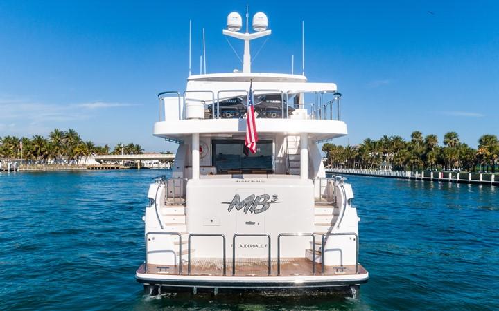 2018 HARGRAVE 101 Motor Yacht Motor Yacht 2461433