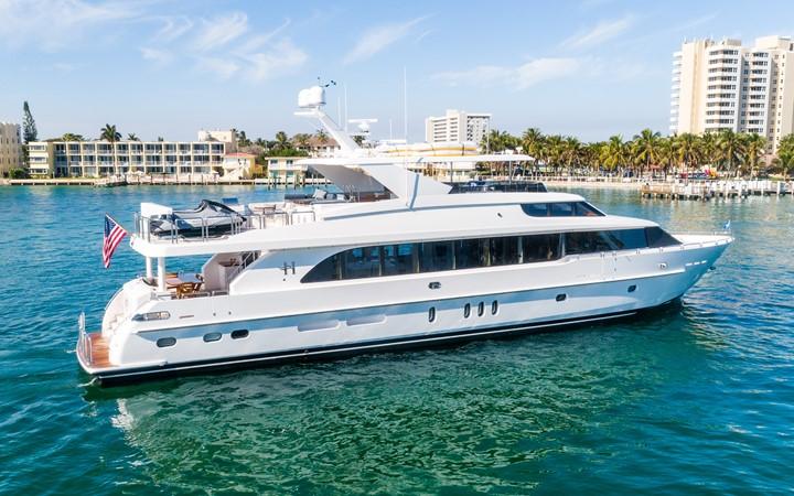 2018 HARGRAVE 101 Motor Yacht Motor Yacht 2461434