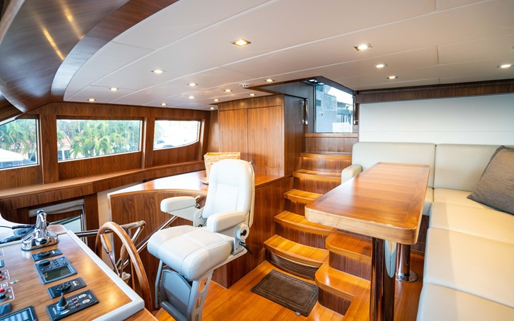 2018 HARGRAVE 101 Motor Yacht Motor Yacht 2461498