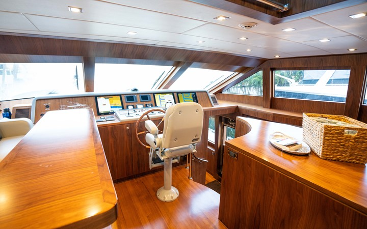 2018 HARGRAVE 101 Motor Yacht Motor Yacht 2461499