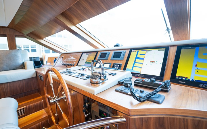 2018 HARGRAVE 101 Motor Yacht Motor Yacht 2461500