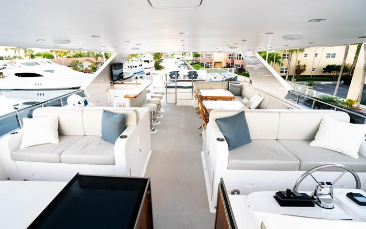 2018 HARGRAVE 101 Motor Yacht Motor Yacht 2461911