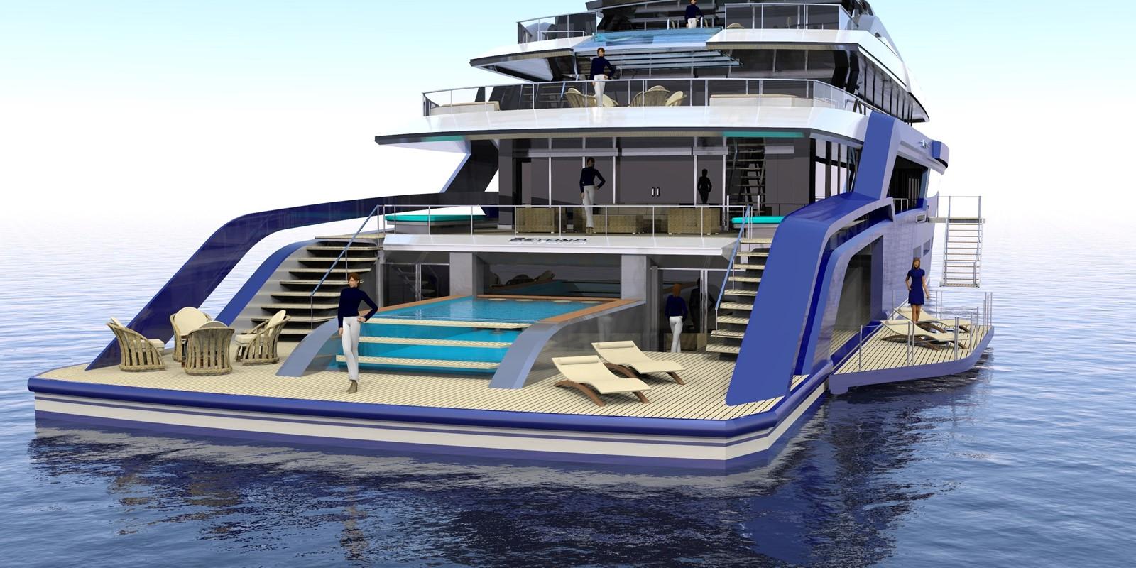 2023 CUSTOM BUILT BEYOND 72 Motor Yacht 2419965