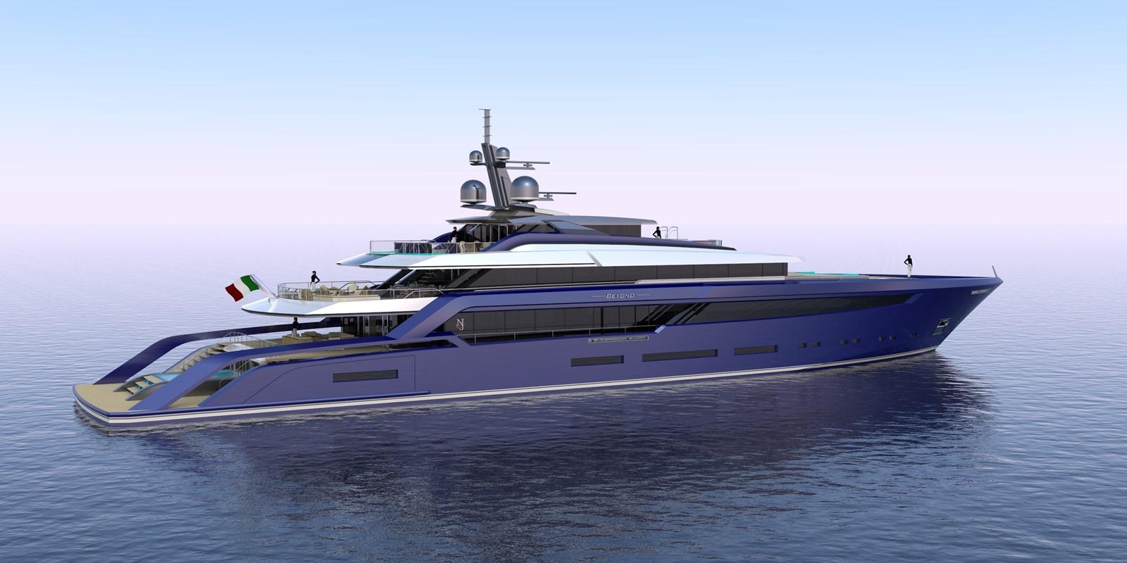 2023 CUSTOM BUILT BEYOND 72 Motor Yacht 2419972