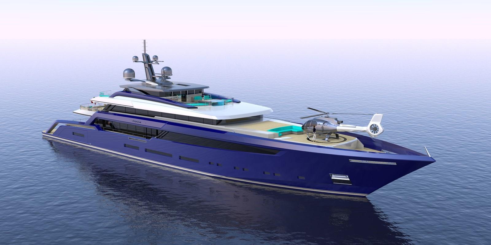 2023 CUSTOM BUILT BEYOND 72 Motor Yacht 2419973