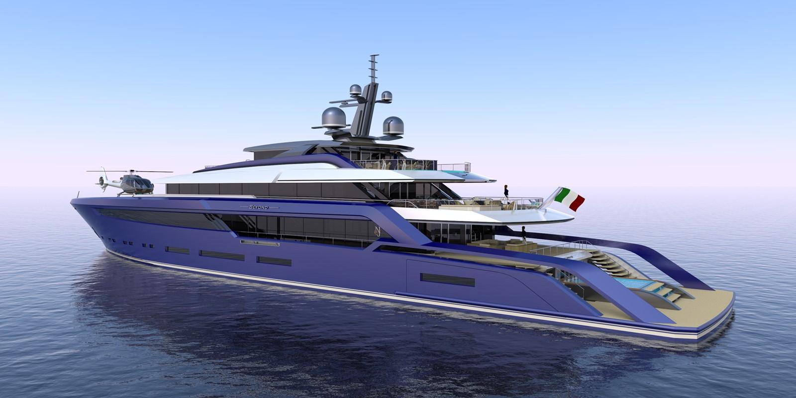 2023 CUSTOM BUILT BEYOND 72 Motor Yacht 2419974