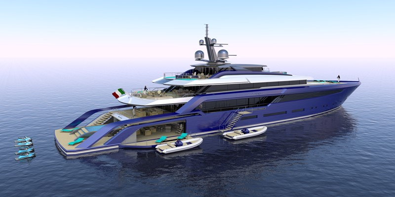 2023 CUSTOM BUILT BEYOND 72 Motor Yacht 2419971