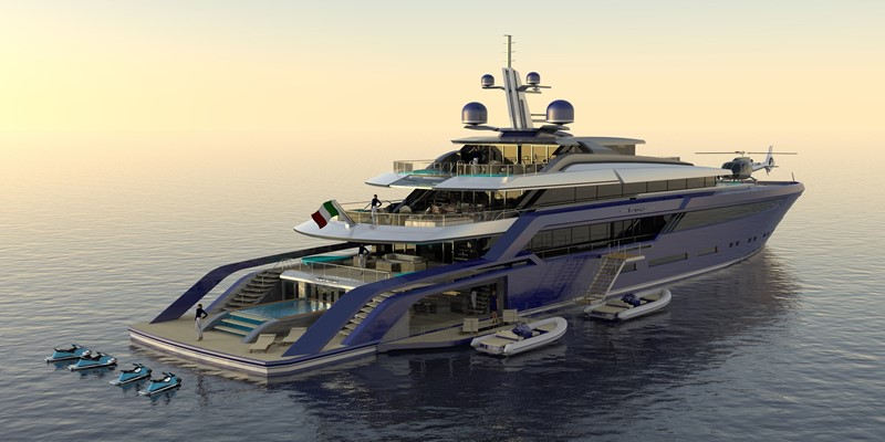 2023 CUSTOM BUILT BEYOND 72 Motor Yacht 2419975