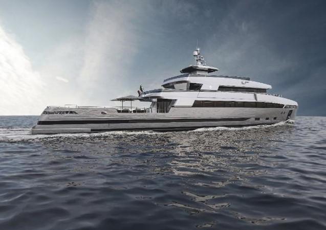ROSETTI SUPERYACHTS 48m Spadolini Explorer Yacht Yacht for Sale