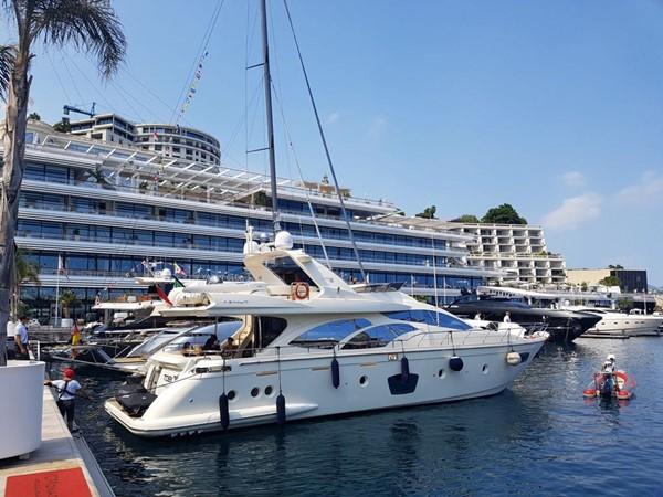 2008 AZIMUT  Motor Yacht 2420819