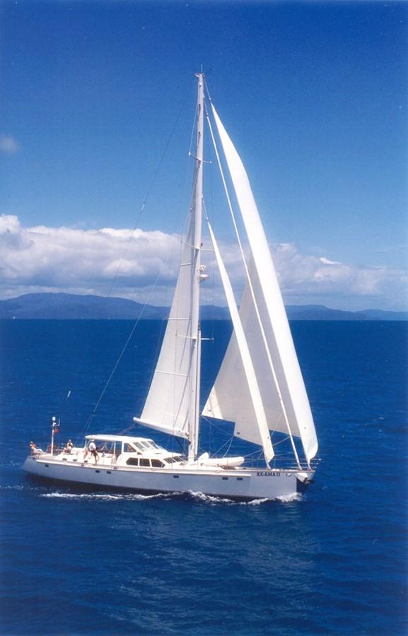 1998 CUSTOM  Cruising Sailboat 2420856