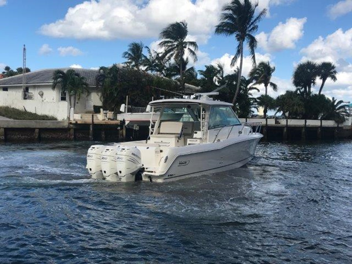 2018 BOSTON WHALER 345 Conquest Sport Fisherman 2421122