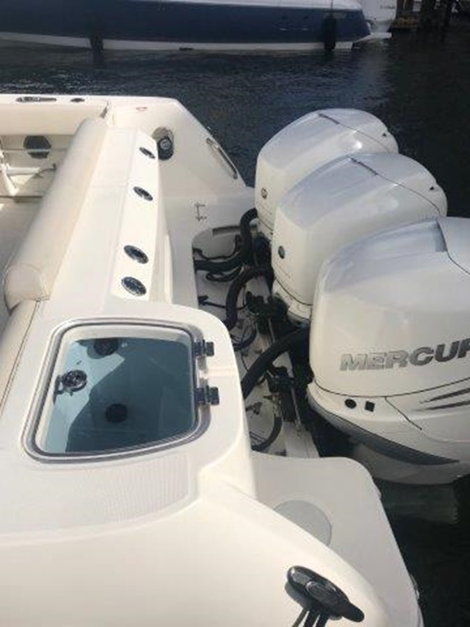 2018 BOSTON WHALER 345 Conquest Sport Fisherman 2421125