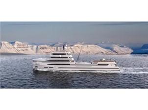 85m Spadolini Helipad Expedition Yacht 251955