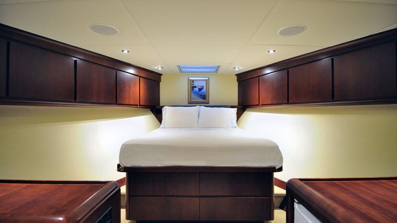 VIP Guest Stateroom 2001 BROWARD Raised Pilothouse Motor Yacht 2428802