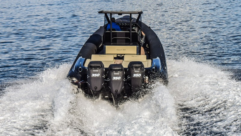 2019 RIBCO Outboards Tender 2456552