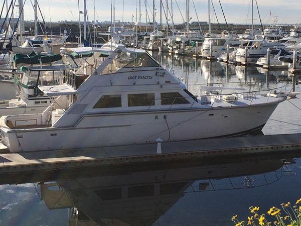Owned for more than 25 Years to the same owner 1981 BERTRAM  Sport Fisherman 2425158