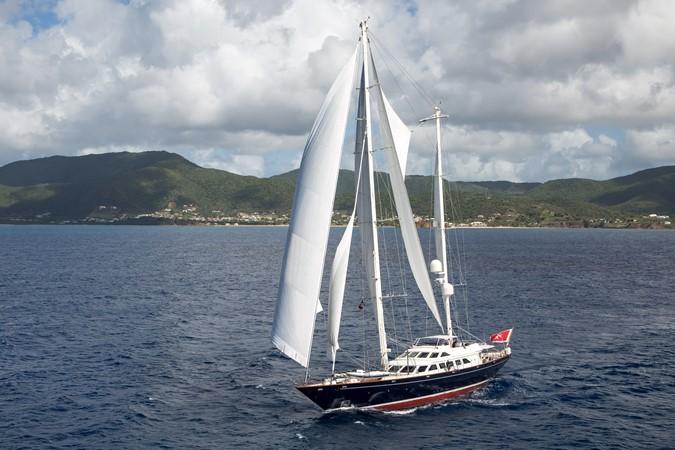 2001 PERINI NAVI  Cruising Sailboat 2426327