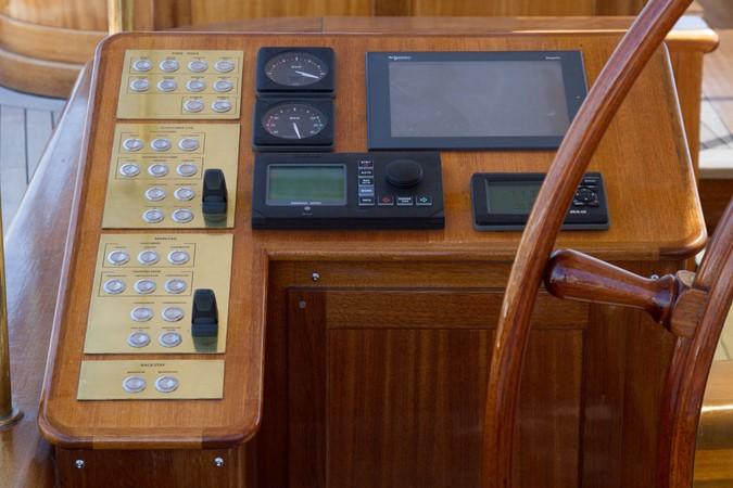 Cockpit 2014 Astilleros Buquebus  Schooner 2426597