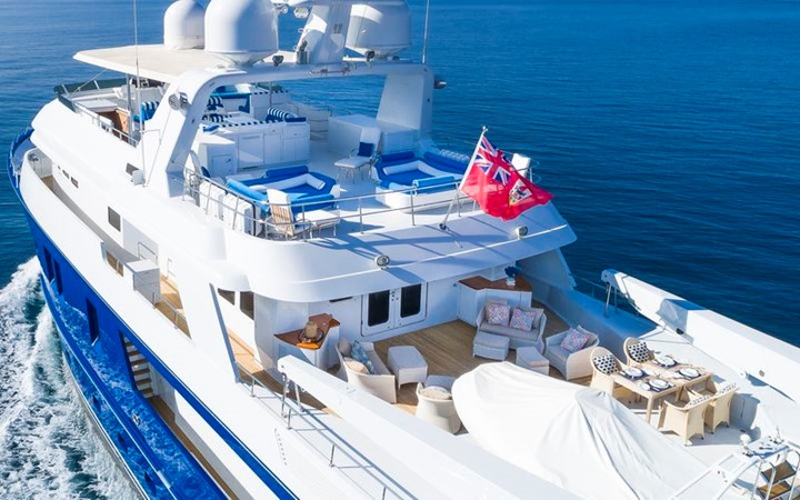 2003 DELTA  Motor Yacht 2475111