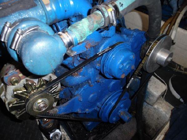1979 SCHUCKER 436 Motorsailor 2429812