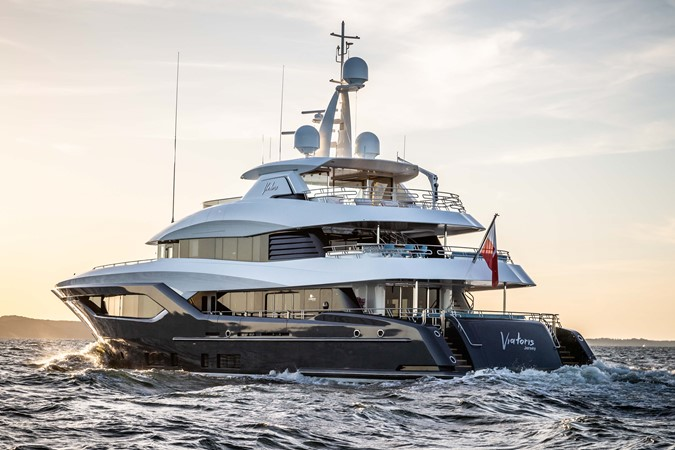2018 Conrad Shipyard C133 Mega Yacht 2430221