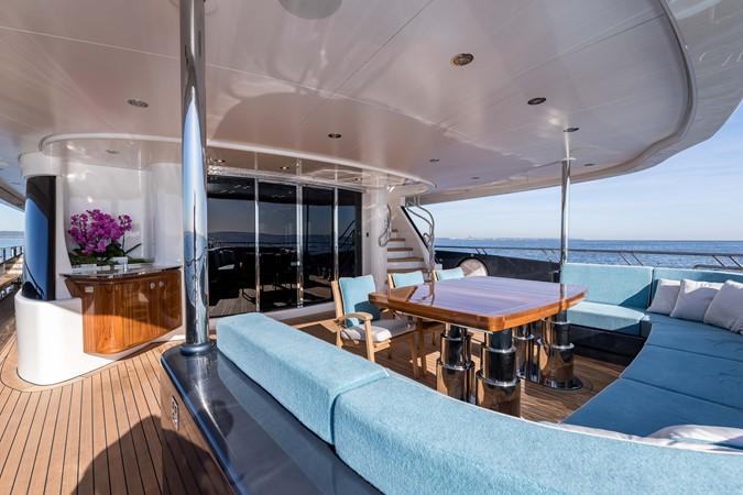 2018 Conrad Shipyard C133 Mega Yacht 2430222