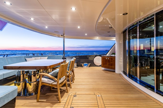 2018 Conrad Shipyard C133 Mega Yacht 2430223