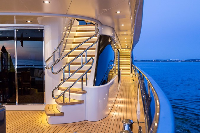 2018 Conrad Shipyard C133 Mega Yacht 2430224