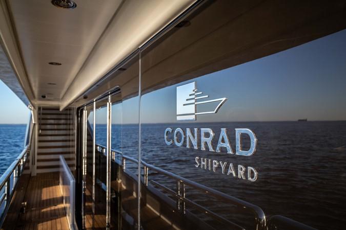 2018 Conrad Shipyard C133 Mega Yacht 2430238