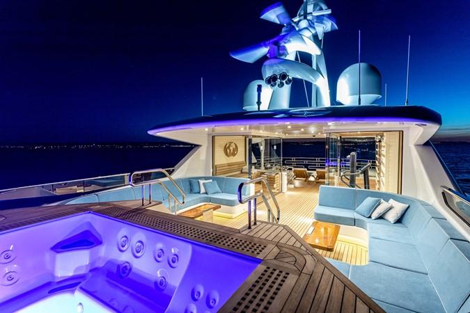 2018 Conrad Shipyard C133 Mega Yacht 2430239