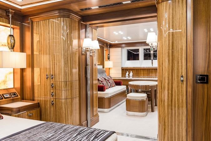 2018 Conrad Shipyard C133 Mega Yacht 2430245